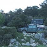1 Wild kamperen Pinara