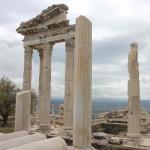 Tempel van Trajan, Bergama