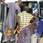 1) Turkana route met de groep-063t