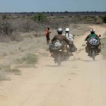 1) Turkana route met de groep-089t