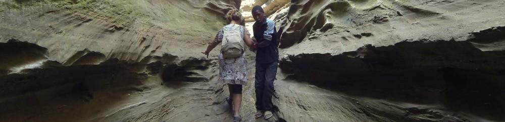 Wendy & Ray op reis