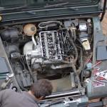 8 Auto reparatie Johannesburg met Louis, Willie en Ray-009t