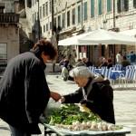 Markt in Dubrovnik